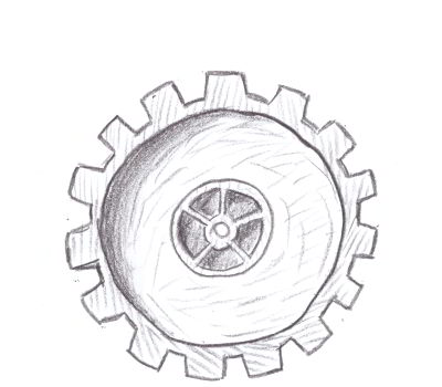 toothed wheel